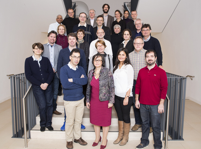 The RELENT Team at the Kick-Off Meeting in Vienna